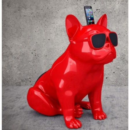 Jarre AeroBull Wireless Bluetooth Speaker in Red
