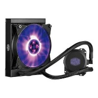 Cooler Master MasterLiquid ML120L RGB Universal Socket 120mm PWM 2000RPM RGB Fan Liquid CPU Cooler