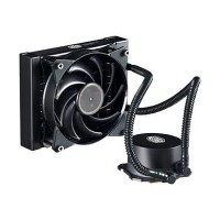 Cooler Master MasterLiquid Lite 120 AiO Universal Socket 120mm PWM 2000RPM Fan Liquid CPU Cooler