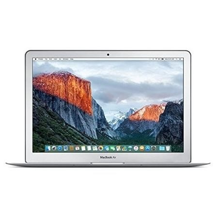 MMGF2B/A Apple MacBook Air Core i5 8GB 128GB SSD 13.3 Inch OS X 10.12 Sierra Laptop - Silver 2015