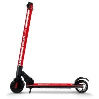 Ducati Corse Air Electric Scooter - Red