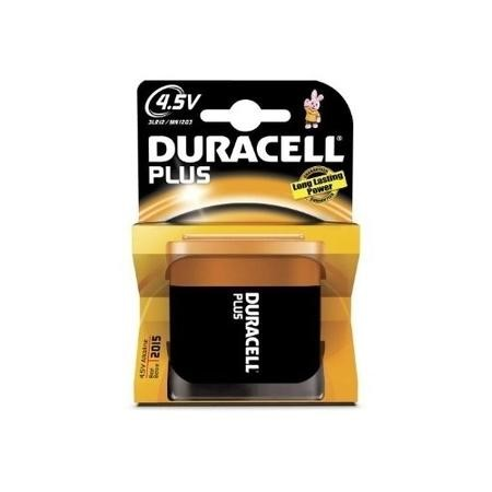 Duracell Plus 4.5V Battery 1 x 1 Pack
