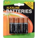 MN1500B4/A Duracell Plus AA Batteries - 4 Pack