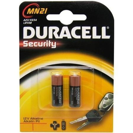 General Battery Duracell 2v Security Cell 2 Pack