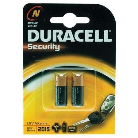 Security Battery Duracell Security N Cell 2 Pack