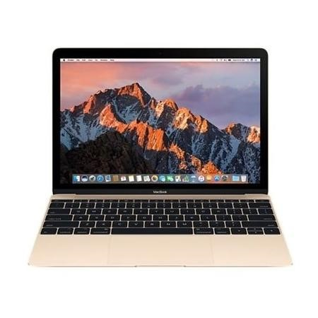 MNYK2B/A New Apple MacBook Core m3 1.2GHz 256GB SSD 12 Inch Laptop - Gold
