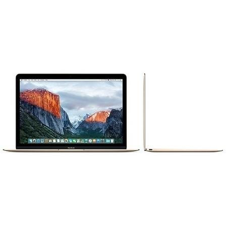 New Apple MacBook Core m3 1.2GHz 8GB 256GB SSD 12 Inch Laptop - Gold