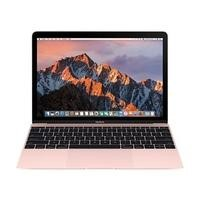New Apple Macbook Core M3 1.2GHz 256GB SSD 12 Inch Laptop - Rose Gold