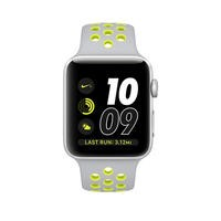 Apple Watch 2 Nike+ 38MM Silver Aluminium Case Silver/Volt Sport Band