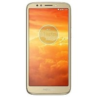 "Motorola E5 Play Gold 5.34"" 16GB 4G Unlocked & SIM Free"