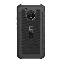 Moto G5  Outback Case - Black