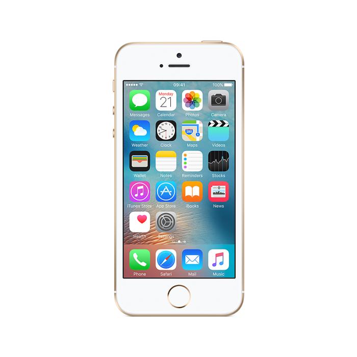 Apple iPhone SE Gold 4