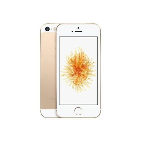 "MP882B/A Apple iPhone SE Gold 4"" 128GB 4G Unlocked & SIM Free"