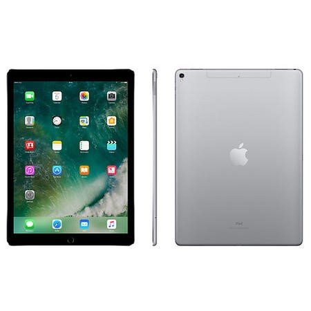 New Apple iPad Pro 256GB  Wi-Fi + Cellular 3G/4G 12.9 Inch Tablet - Space Grey