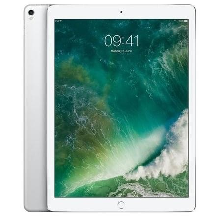 MPA52B/A New Apple iPad Pro 256GB Wi-Fi + Cellular 3G/4G 12.9 Inch Tablet - Silver