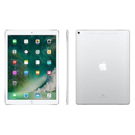 New Apple iPad Pro 256GB Wi-Fi + Cellular 3G/4G 12.9 Inch Tablet - Silver