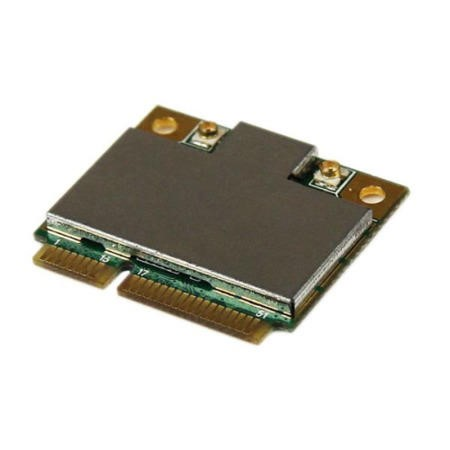 StarTech.com Mini PCI Express Wireless N Card -  300Mbps Mini PCIe 802.11b/g/n WiFi Adapter - 2T2R