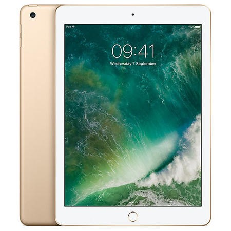 MPGW2B/A New Apple IPad 128GB WIFI 9.7 Inch iOS Tablet - Gold
