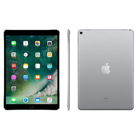 New Apple iPad Pro Wi-Fi + Cellular 3G/4G 256GB 10.5 Inch Tablet - Space Grey