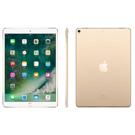 New Apple iPad Pro Wi-Fi + Cellular 3G/4G 256GB 10.5 Inch Tablet - Gold