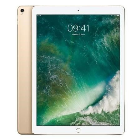 MPLL2B/A New Apple iPad Pro Wi-Fi + Cellular 512GB 12.9 Inch Tablet - Gold