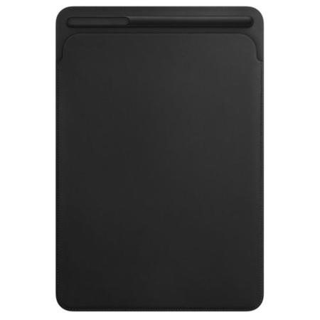 "Apple Leather Sleeve for iPad Pro 10.5"" in Black"