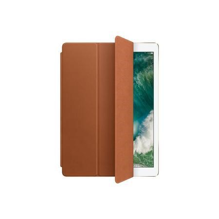 "Apple Leather Smart Cover for iPad Pro 12.9"" in Saddle Brown"