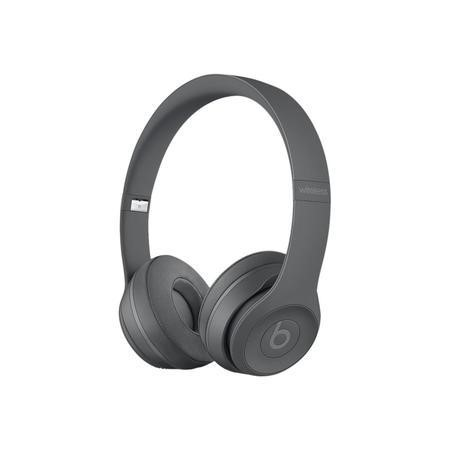 Beats Solo 3 Wireless On-Ear Headphones - Ashphalt Grey