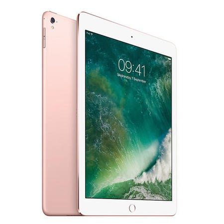 Apple iPad Pro Wi-Fi + 64GB 10.5 Inch Tablet - Rose Gold
