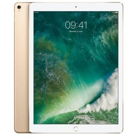MQEF2B/A New Apple iPad Pro Wi-Fi + Cellular 3G/4G 64GB 12.9 Inch Tablet - Gold