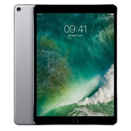 MQEY2B/A New Apple iPad Pro Wi-Fi + Cellular 3G/4G 64GB 10.5 Inch Tablet - Space Grey