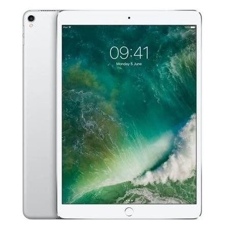 MQF02B/A New Apple iPad Pro Wi-Fi + Cellular 64GB 10.5 Inch Tablet - Silver