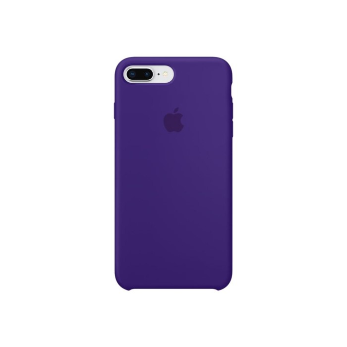 huge discount 8dfe6 adc77 Apple iPhone 7 Plus/iPhone 8 Plus Silicone Case - Ultra Violet