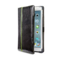 Maroo Kope graphite black Leather iPad Air Folio