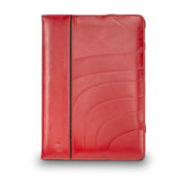 Maroo Kope candy red Leather iPad Air Folio