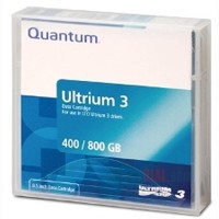 LTO3 Tape for Backup tape drives from Quantum MR-L3MQN-01