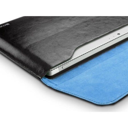 Maroo Executive Leather Sleeve for Microsoft Surface pro3/4 in Black
