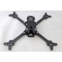 Menace RC FiziX Race Frame with arms for 5 Inch