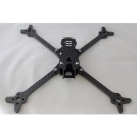 Menace RC FiziX Race Frame with arms for 7 Inch