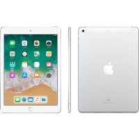 New Apple iPad Cellular 32GB 9.7 Inch iOS 11 Tablet - Silver