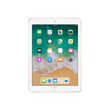 New Apple iPad Wi-Fi + Cellular 128GB SSD IPS 9.7 Inch iOS 11 Tablet - Silver