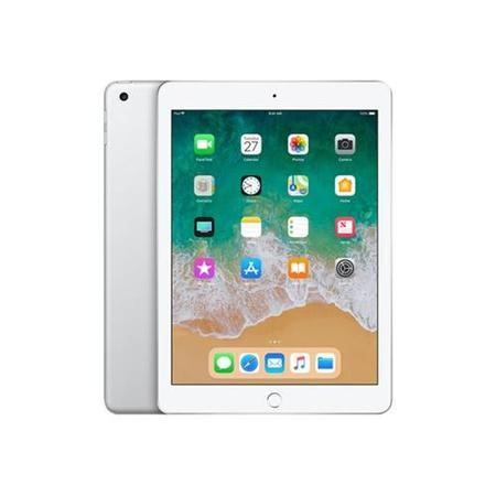 MR7G2B/A Apple iPad 6th Gen Wi-Fi 32GB 9.7 Inch Tablet - Silver