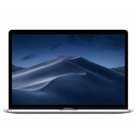 Apple MacBook Pro Core i7 16GB 256GB SSD 15.4 Inch Radeon Pro 555X 4GB MacOS Touch Bar Laptop - Silver