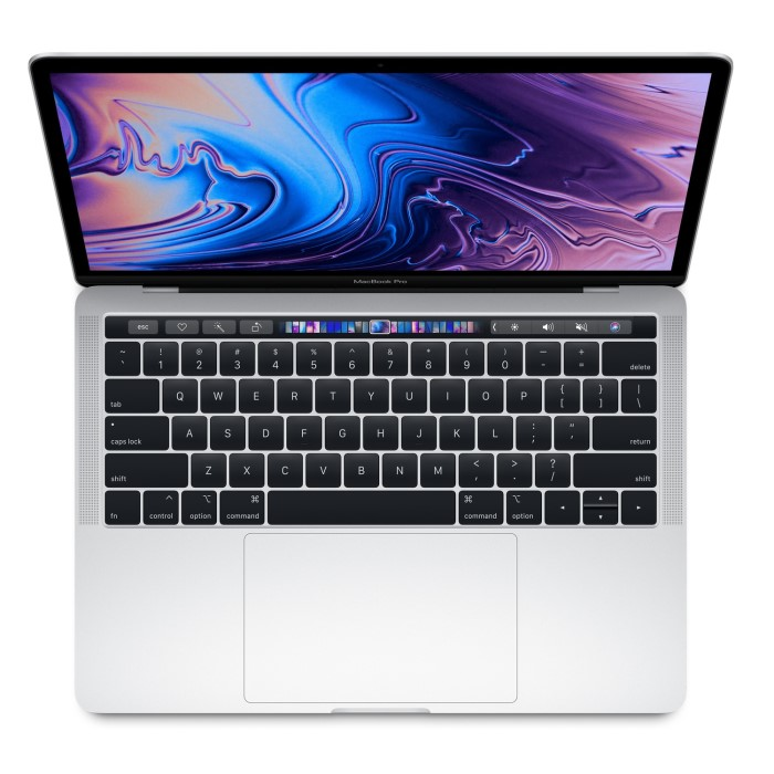 New Apple MacBook Pro Core i5 8GB 512GB 13 Inch Laptop With Touch Bar -  Silver - Laptops Direct