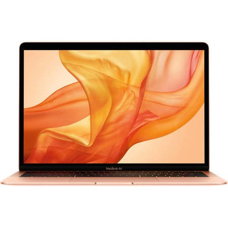 MREF2B/A Apple MacBook Air 2018 Core i5 8GB 256GB 13.3 Inch Retina Display Laptop in Gold