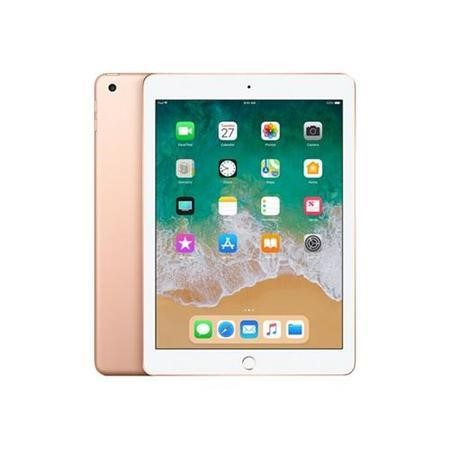 Apple iPad Wi-Fi 6th Gen 128GB 9.7 Inch Tablet - Gold