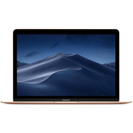 MRQN2B/A Apple MacBook Core M3 8GB 256GB SSD 12 Inch Laptop in Gold