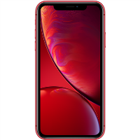 "Apple iPhone XR Red 6.1"" 128GB 4G Unlocked & SIM Free"