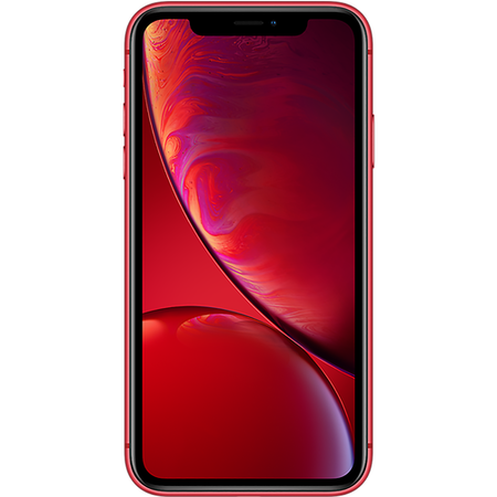 "MRY62B/A Apple iPhone XR Red 6.1"" 64GB 4G Unlocked & SIM Free"