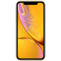"Grade A1 Apple iPhone XR Yellow 6.1"" 256GB 4G Unlocked & SIM Free"